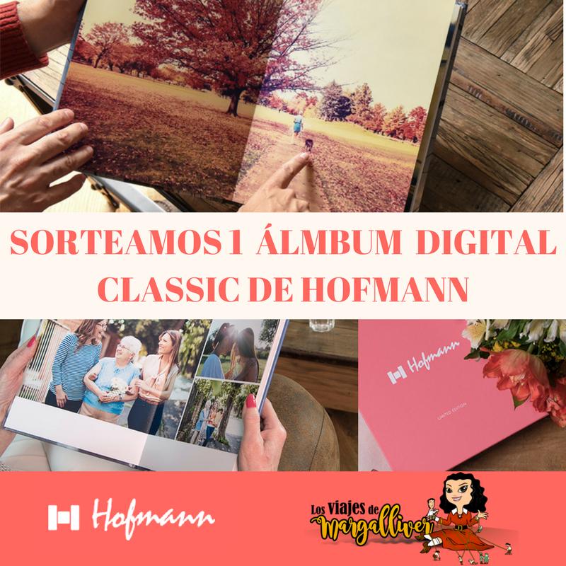 sorteo Álbum digital Classic de Hofmann